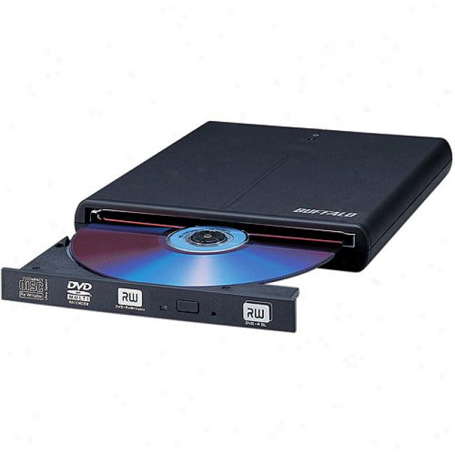 Buffalo Technolog6 Portable Dvd Writer