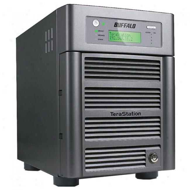 Buffal Terastation Live Multimedia Storage Server, 2tb