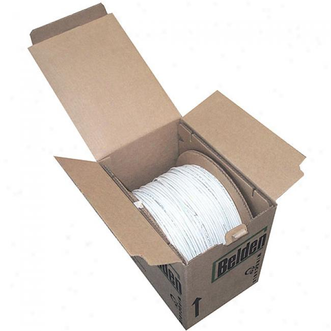 Cables Unlimited - 1000' Majority Cat6 Solid Utp Cable, Gray