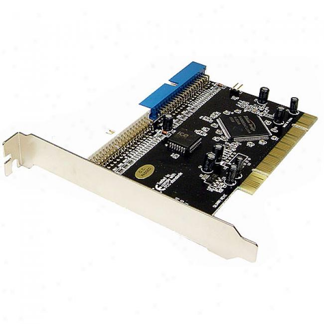 Cables Unlimited - Ata Ide Pci Raid Controller Card