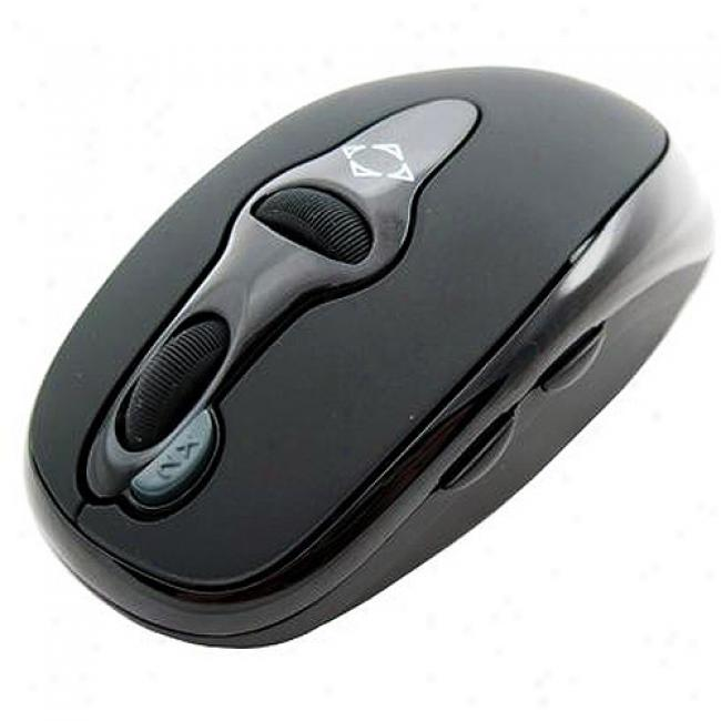 Cables Unlimited Baytery-free Usb Wireless Optical Mouse