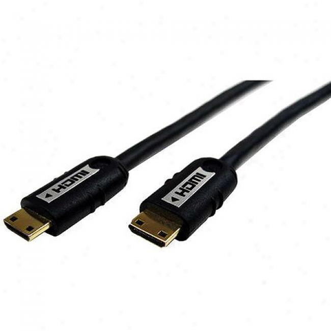 Cables Unlimited Mini-hdmi Cable, 3-meter