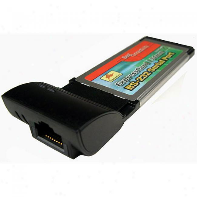 Cables Unlimited - Serial Expresscard 34mm