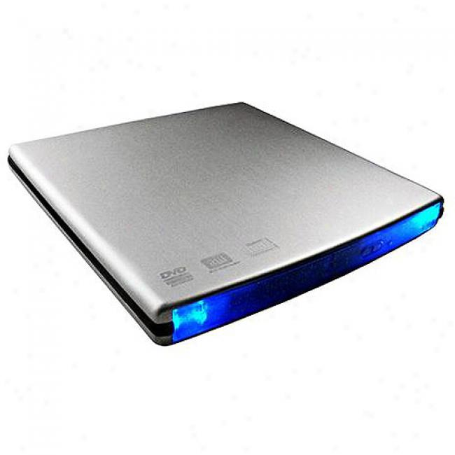 Cables Unlimited Ultra-lsim Usb 2.0 External Dvd Burner