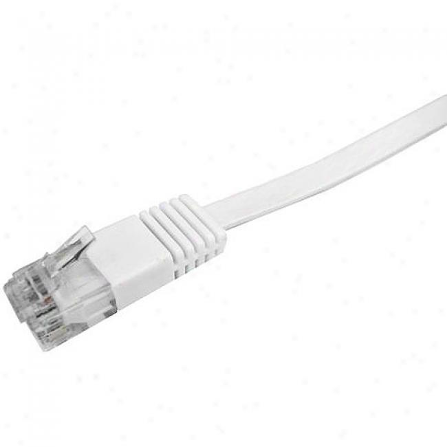 Cables Unlimited Ultraflat Cat6 Patch Cabe, 50-foot