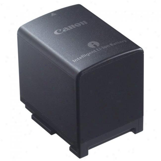 Canon Bp-819 Lithium-ion Extended Animation Battery Pack For Hf Series Camcorders