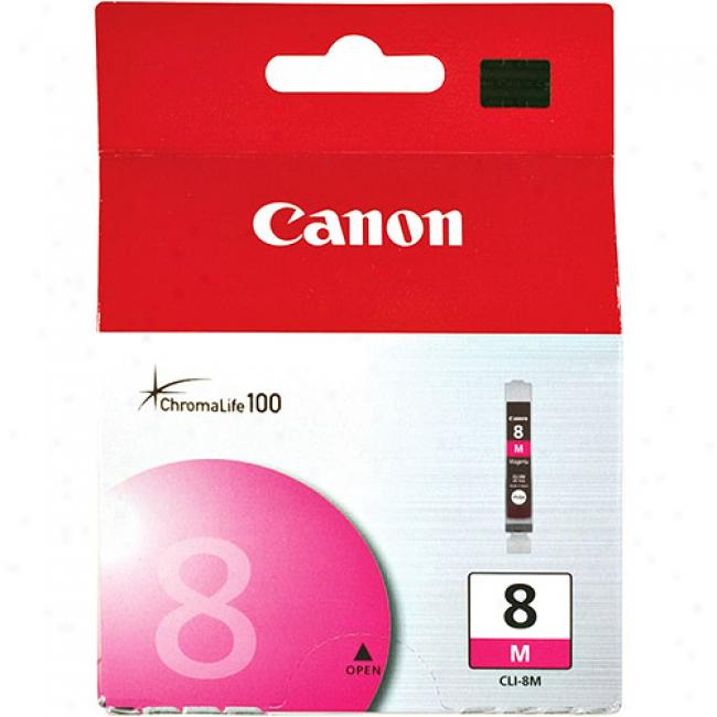 Canon Cli-8m Mageta - Ink Cartridge, 0622b002