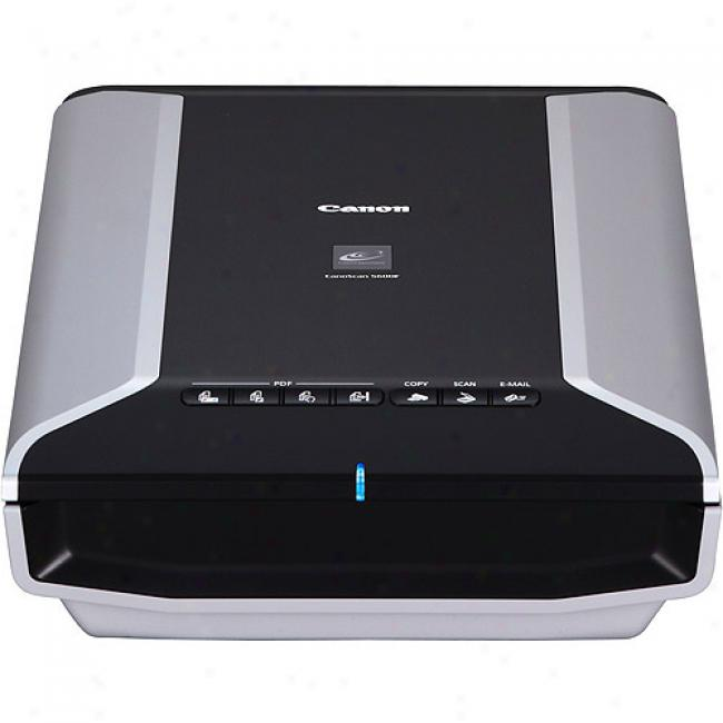 Canon Cs5600f Usb Flatbed Color Image Scanner