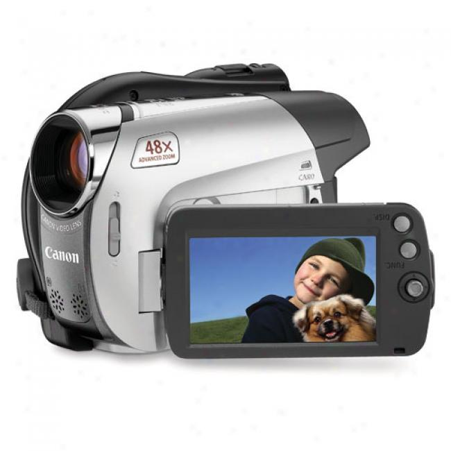 Rule  Dc320 Dvd Camcorder W/ 37x Optical Zoom & Sd Memory Card Slot