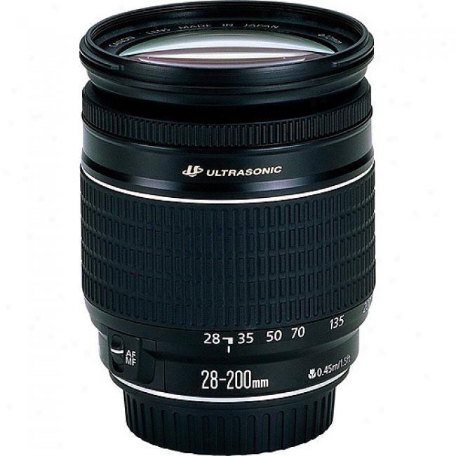 Canon Ef 28-200mm F3.5-5.6 Usm Standard Zoom Lens