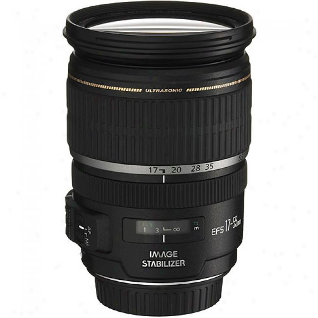 Canon Ef-s 17-55mm F/2.8 Is Usm Standard Zoom eLns With Optical Image Stabilizer