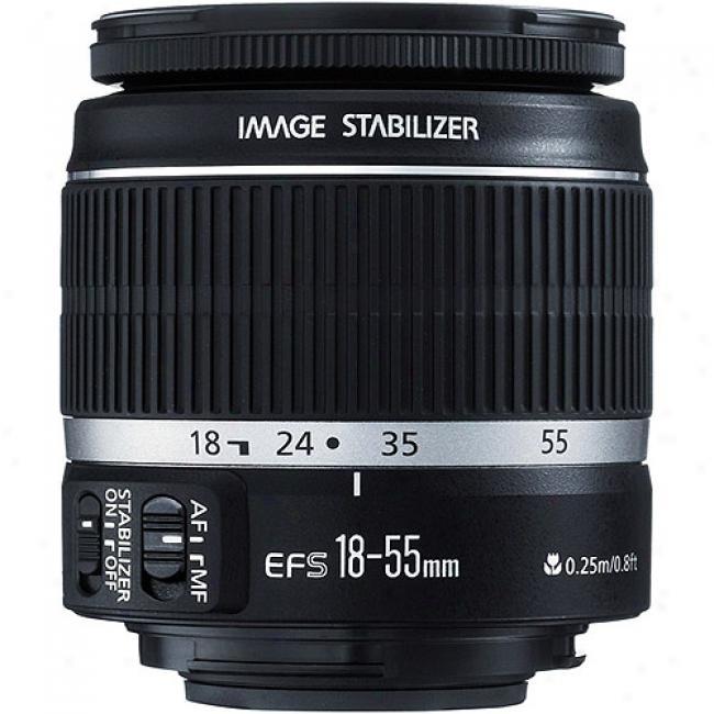Canon Ef-s 18-55mm F/3.5-5.6 Is Gauge Zoom Lens