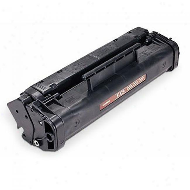 Rule  Fx-3 Toner Cartridge Black 1557a002ba