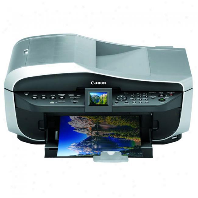 Canon Pixma Mx700 All-in-one Photo Printer/copier/scanner/fax