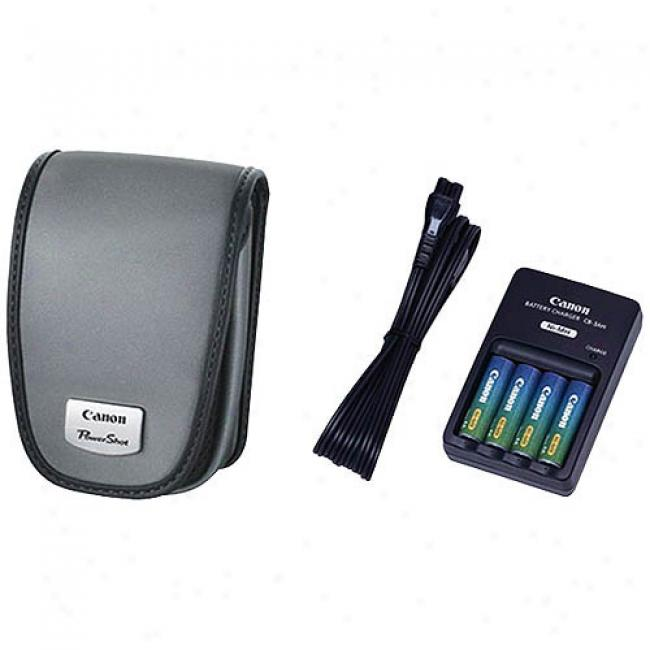Canon Powershot A-series Digital Camera Accessory Kit