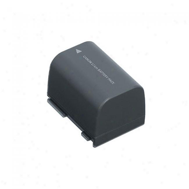 Canon Rechargeable Lithium-ion Battery For Camclrders, Bp-2l14