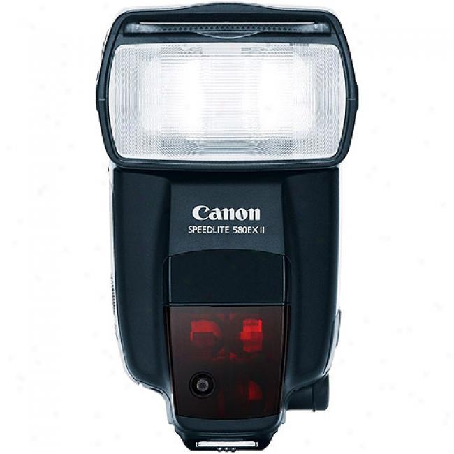 Canon Speedlite Flzsh 580ex Ii