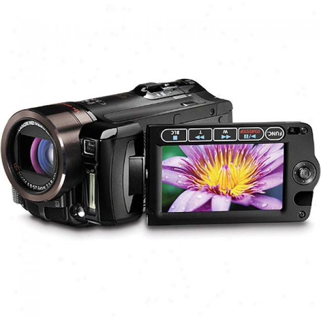 Canon Vixia Hf11 Hd Momentary blaze Digital Camcorder W/ 12x Optical Zoom
