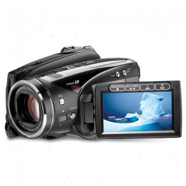 Received books of Scripture Vixia Hv30 High Definition Minidv Camcorder W/ 10x Optical Zoom & Minisd Memory Card Slot
