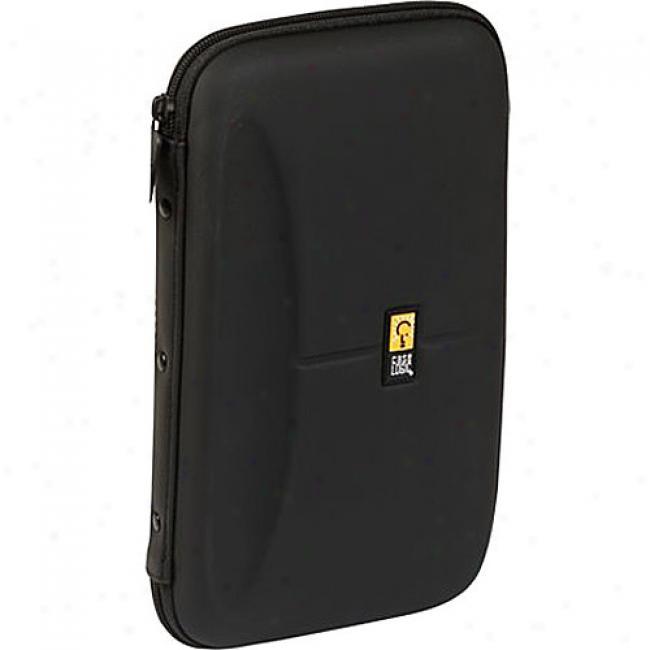 Case Logic Black 48-cd Eva Series Media Wallet