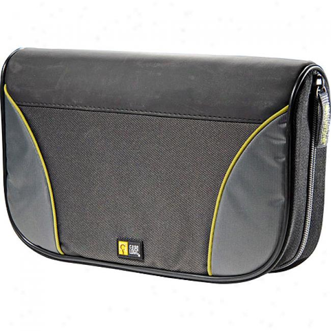 Case Logic Black 72-cd Nylon Sport Media Bag