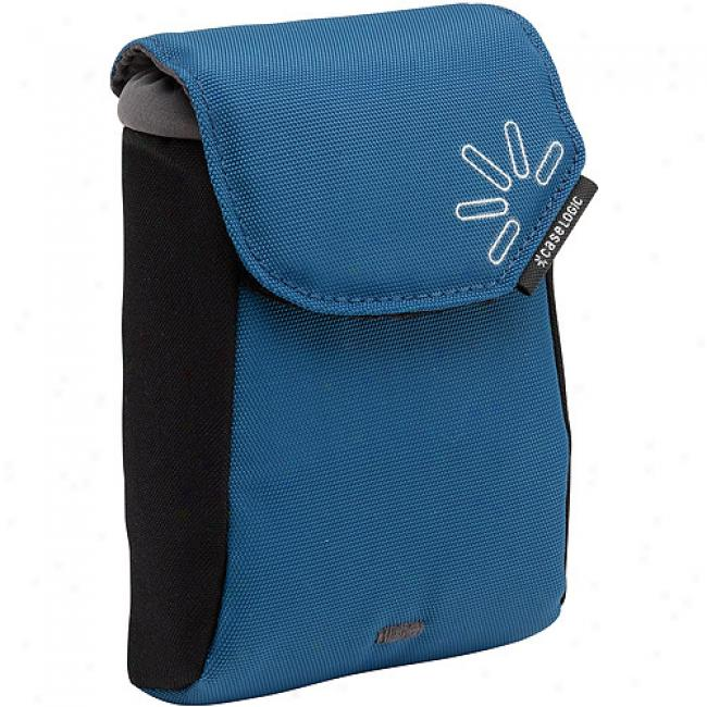 Case Science of reasoning Small Sport Compact Digital Camera Case, Blue