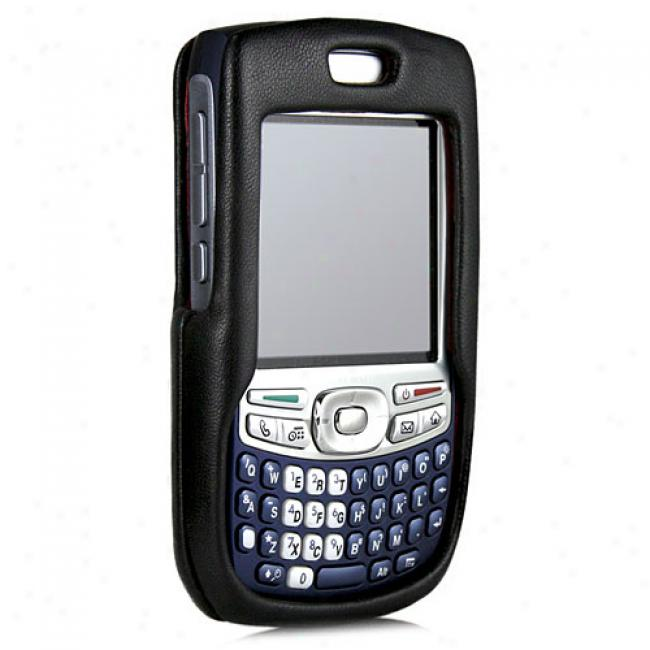 Case-mate - Leather Case Against Palm Treo 680, 750, 755