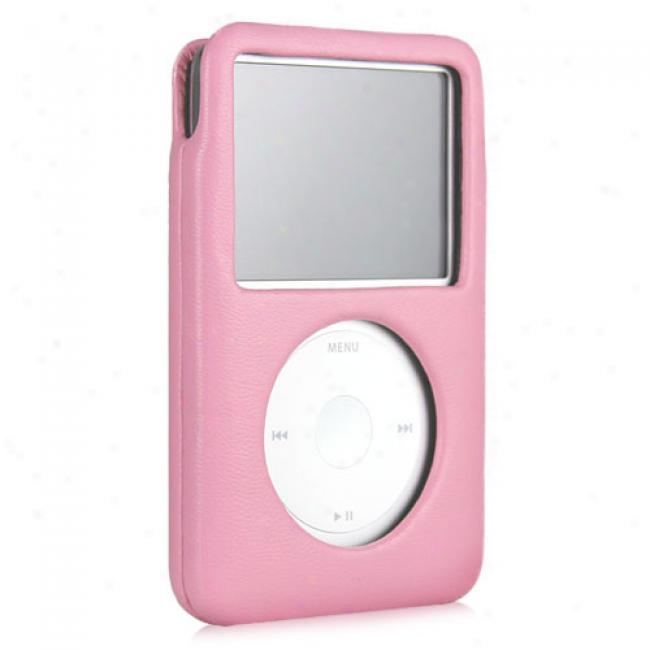Question Mate Peony Pink Case For Ipod Classic 80gb