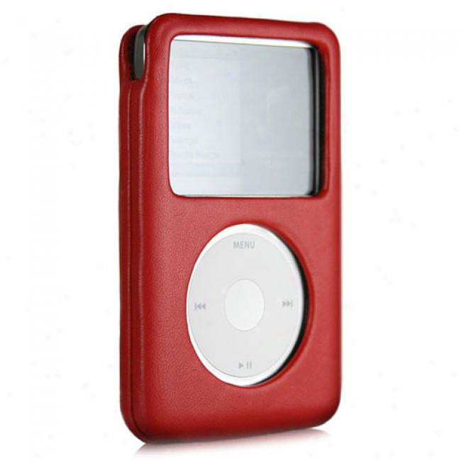 Case Mate Sienna Red Case For Ipod Classic 160gb
