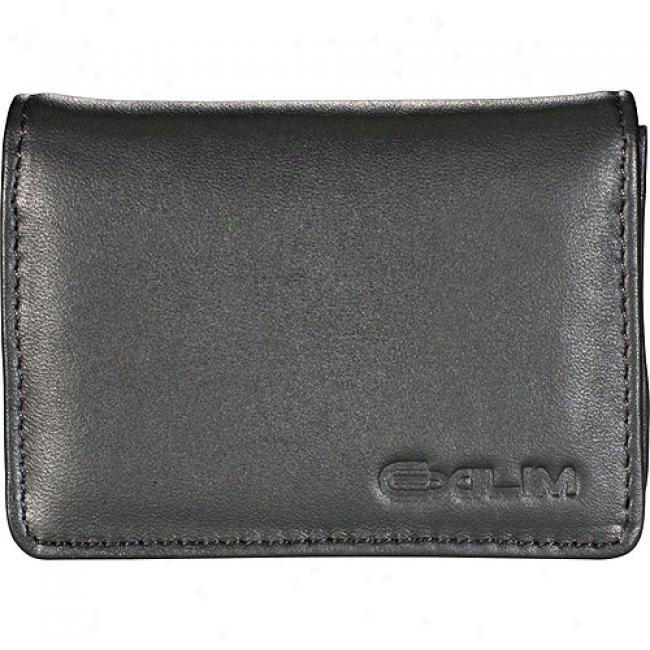 Casio Business Card Owner Style Leather Cae In the place of S Series Exilim Cameras
