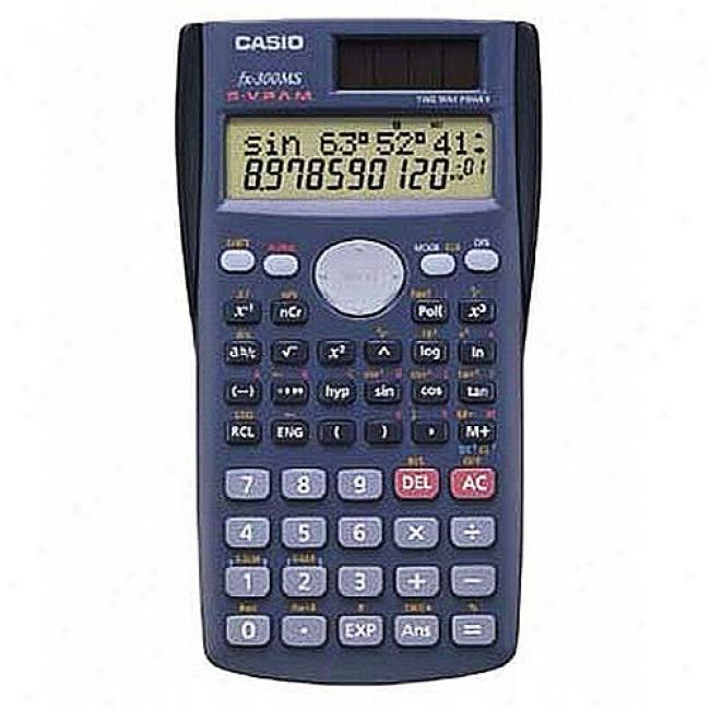 Casio Fx-300msplus Scientific Calculator Teacher Kit