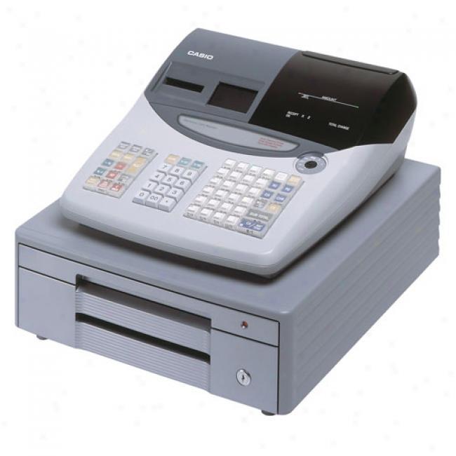 Casio Pcr-t2000 Cash Enroll
