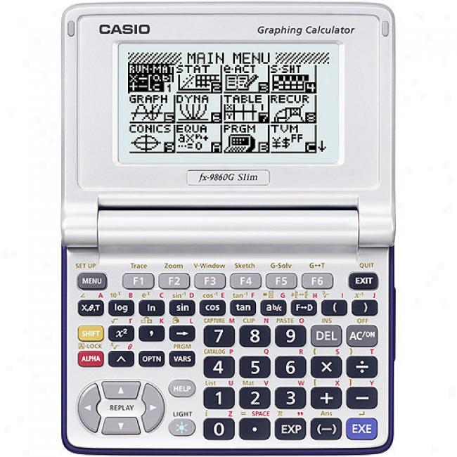Casio Slim Graphing Calculator