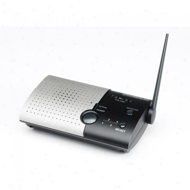 Chamberlain Wireless Portable Intercom - Extreme Range
