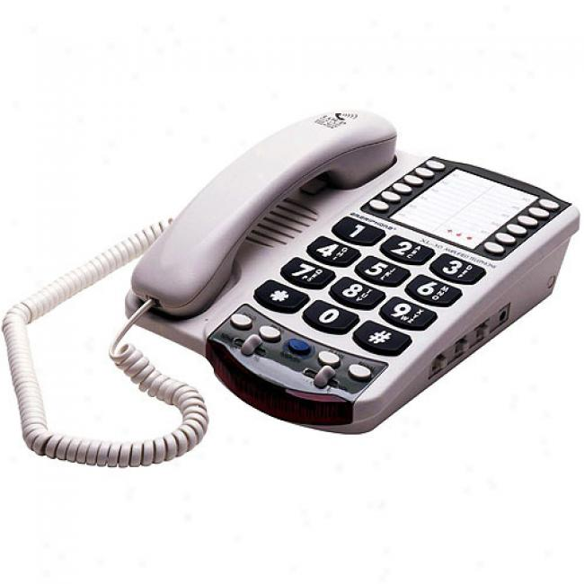 Clarity Amplified Corded Telephone - 30db