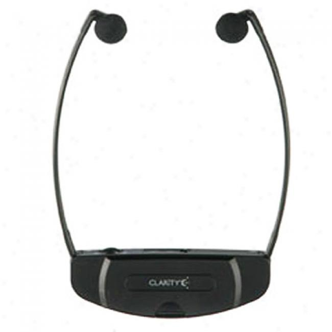 Clarity Professional Extra Headset Receiver For The C120 Wireless Tv Amplifier