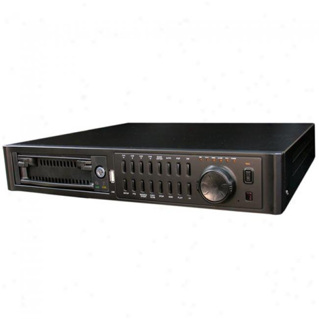 Clover Stand-alone 4-channelip-addressable Dvr