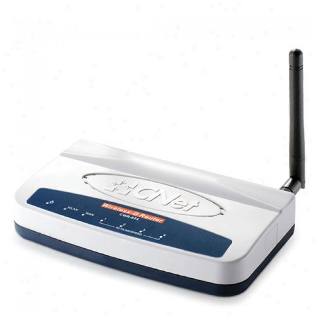 Cnrt Cwr-854v Wireless-g 54mbps Broadband Router