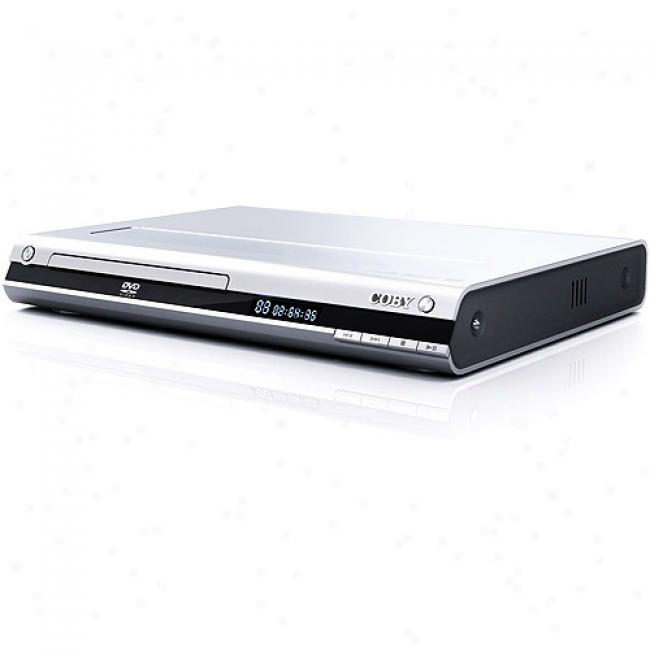 Coby Dvd-536 Progressive Scan Dvd Player