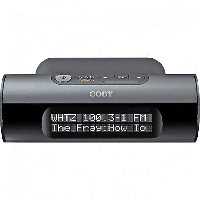 Coby Hd Radio Receiver, Hdr-650