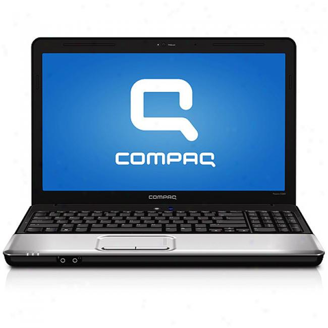 Compaq 15.6'' Presario Cq60-210us Laptop Pc W/ Amd Athlon X2 Dual-core Processor Ql-62