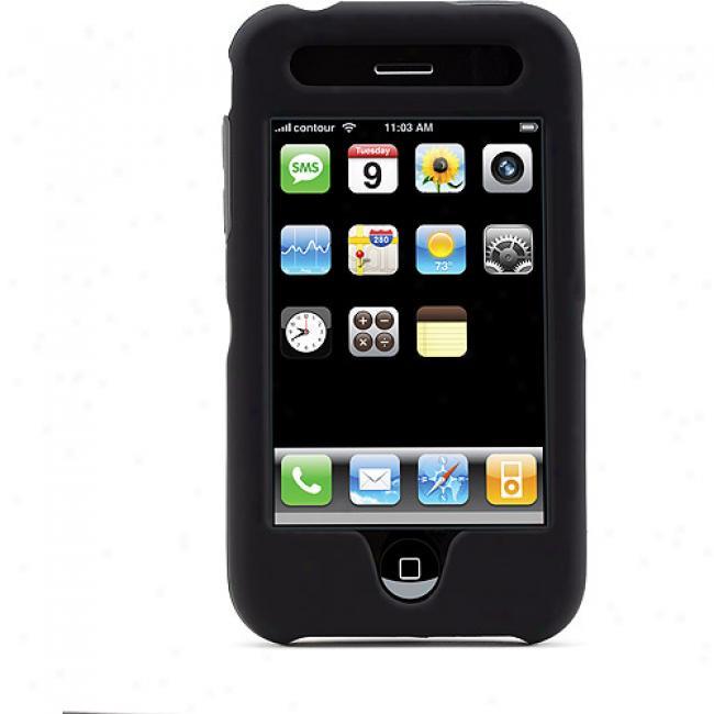 Contour Design Hardskin For Iphone 3g, Black