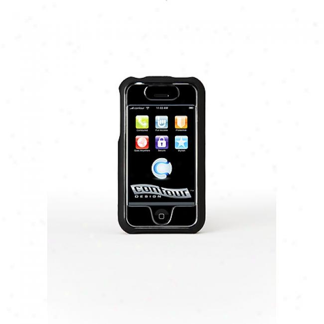Contour Design Showcase For Iphons 3g, Black