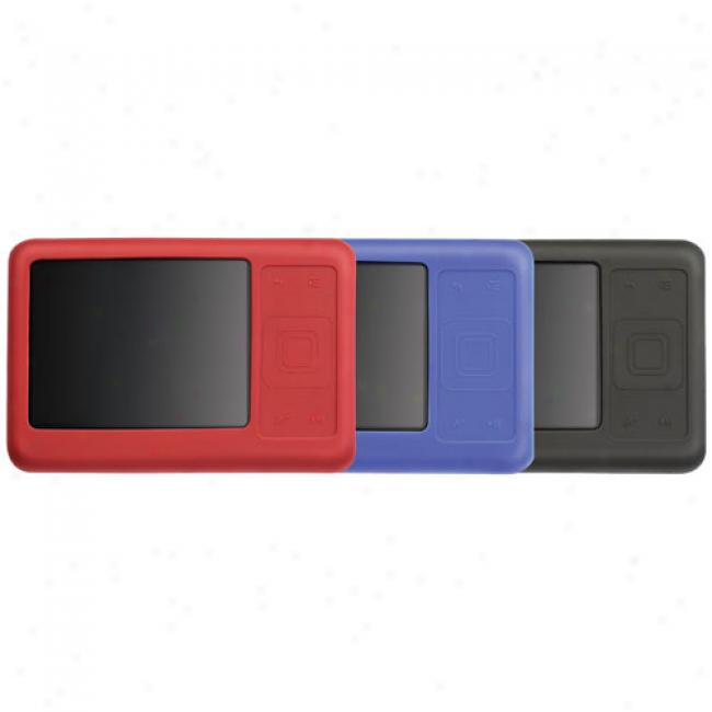 Creative Zen Silicone Husk For Zen Mp3 Players