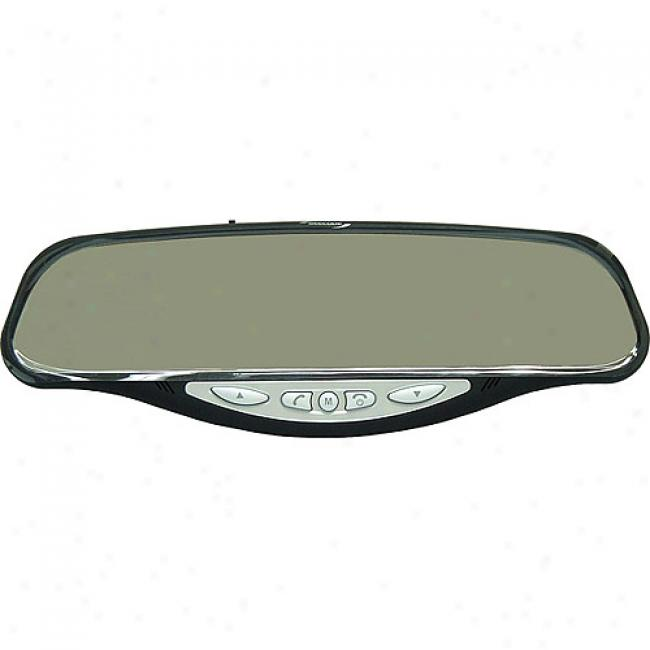 Sin Stopper Bluetooth Safecall Hands-free Rear View MirrorW ith Phonebook Id