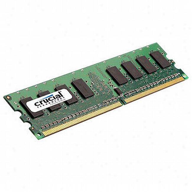 Transverse 2 Gb240-pin Dimmddr2 Pc2-5400