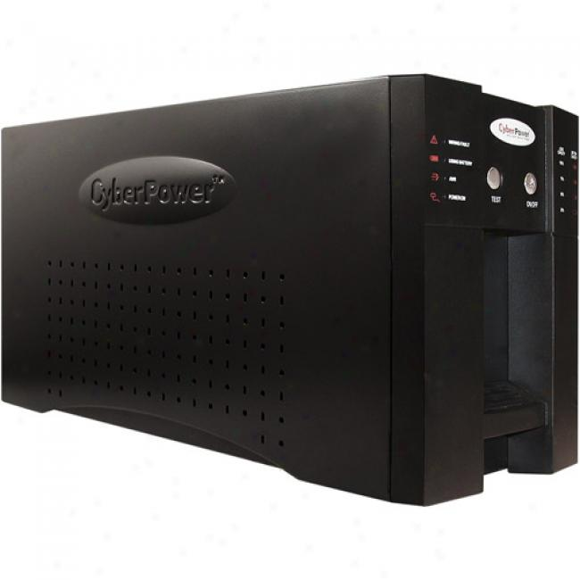 Cyberpower 1500va / 1000w Smadt App Sinewave Battery Backup Ups