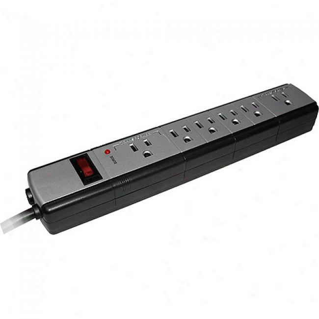 Cyberpower 900 Joiles 6-outlet Surge Guardian