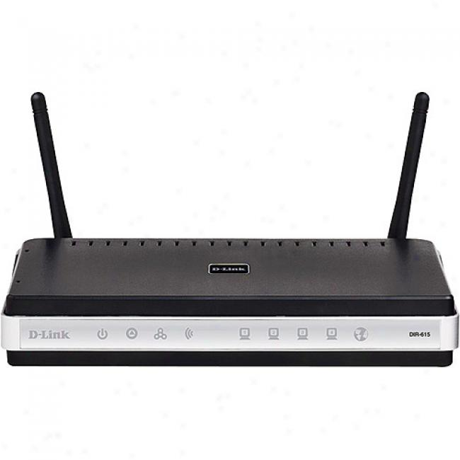 D-link Dir-615 Wireless-n Broadband Router