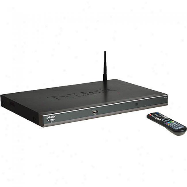 D-link Dsm52 Medialounge Wireless Hd Media Player